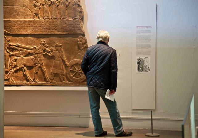 Photo Visite guidée du « British Museum »