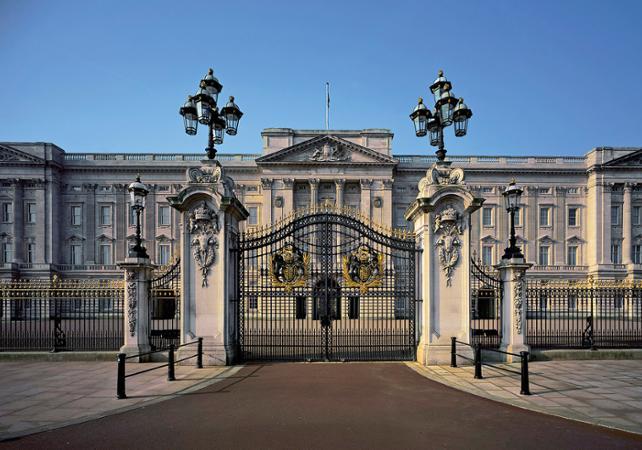 Visite de Buckingham Palace et relève de la Garde, avec Afternoon Tea – Billet coupe-file - Londres -