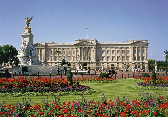 Tours pied visite de buckingham palace et rel ve de la garde avec afternoon tea billet - Billet coupe file tour de londres ...