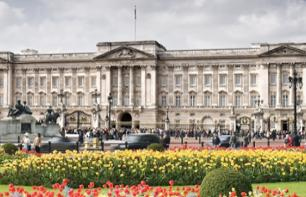 Visite guidée de Buckingham Palace et Afternoon Tea – Billet coupe-file