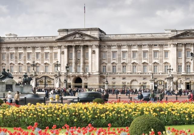 Photo Visite guidée de Buckingham Palace et Afternoon Tea