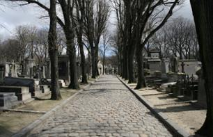 Guided Tour of Père Lachaise Cemetery – In English only