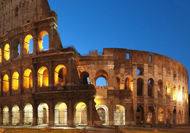 Photo Visite guidée du Colisée, du Forum et du Palatin