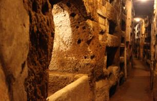 Visit Rome's Catacombs and Crypts