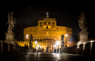 Walking Tour of Rome at Night: Legends & Dark Mysteries of the Eternal City