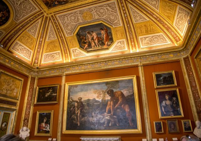 Ver la ciudad,City tours,Tickets, museos, atracciones,Tickets, museums, attractions,Entradas a atracciones principales,Major attractions tickets,Visita guiada,Villa Borghese,Borghese Gallery