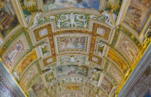 Guided Tour of the Vatican Museums, Sistine Chapel & St Peter's Basilica – Skip-the-line tickets