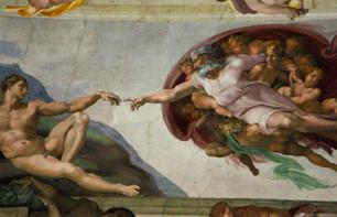 The Sistine Chapel: VIP ticket to visit the chapel before it opens to the public