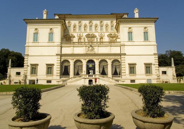 Photo Visite en français de la Villa Borghese, ses jardins et sa galerie