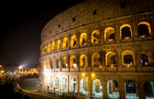 Evening Guided Tour of the Colosseum – Priority-access ticket
