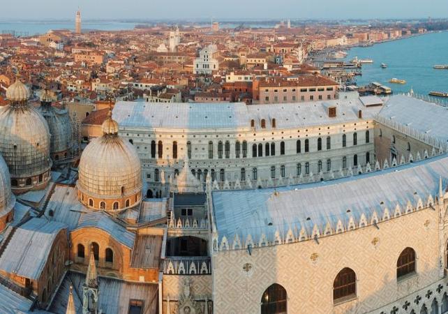 Photo Visite guidée de Venise et billets pour la Basilique Saint Marc et le Palais des Doges
