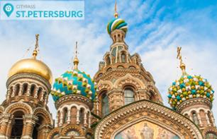 Saint Petersburg City Pass: Museums, Attractions & Transport All Included