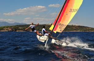 Catamaran Course in Porto-Vecchio – 10 Hours