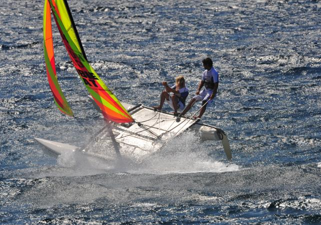 Location Hobie Cat Porto Vecchio