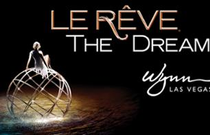 """Le Rêve - The Dream"" - Tickets for the aquatic show in Las Vegas"