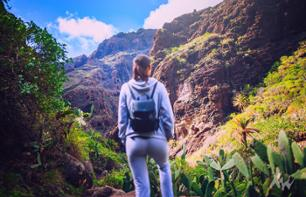 Hiking to Masca Village - Tenerife