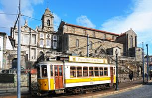 3-in-1 Porto Transport Pass - Hop-on Hop-off bus, Funicular, and Tram