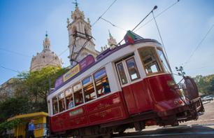 Pass transport 24h - tram sur les collines - Ascenseur Santa Justa inclus - Lisbonne
