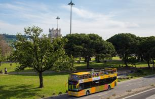 72hr. Transport Pass and Activities - Hop-on, Hop-off Bus, Tram, and Boat - Lisbon