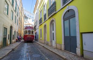 48hr. Transport Pass and Activities - Tram, Boat and Santa Justa lift - Lisbon