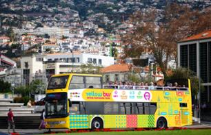 combo bus 48 hours 5 days madeira