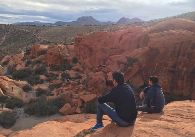 Photo Excursion privée au Red Rock Canyon