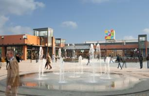 Shopping-Ausflug ins Outlet-Center in Vicolungo