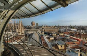 Skip-the-line tickets to the Highline Galleria Vittorio Emanuele II (Roof Access) - Milan