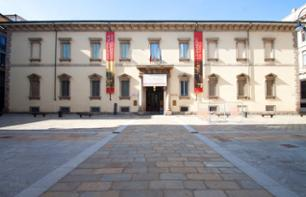Ambrosian Library and Leonardo de Vinci Codex Ticket - Milan