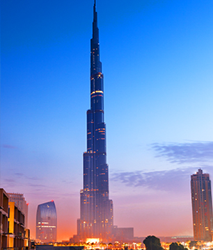 Visit the Burj Khalifa