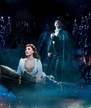Das Phantom der Oper in London - Eintrittskarten zur Show